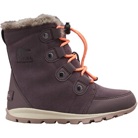 Sorel Whitney Joan Boots Girls purple sage